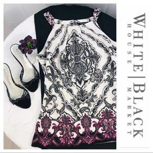White House Black Market | Gorgeous Sleeveless Top